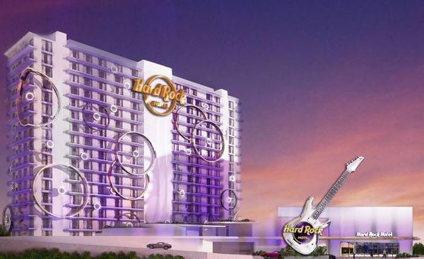 Hard Rock Hotel Comes to Tenerife