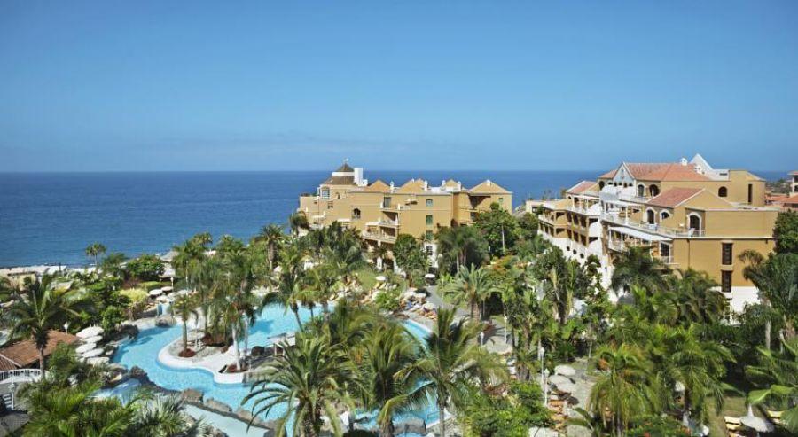 Hotel jardines de nivaria costa adeje tenerife for Hotel jardines de nivaria