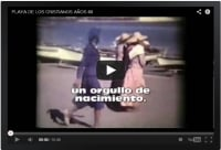 Video of Los Cristianos in the 1960s