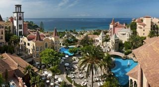 Hotel Bahia del Duque Tenerife Review