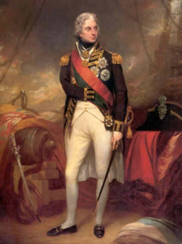 Admiral Nelson Letters Sold for £54,500 at Auction