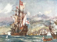 Battle of Santa Cruz de Tenerife 1657
