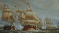 The Defeat of Nelson at the Battle of Santa Cruz de Tenerife 1797