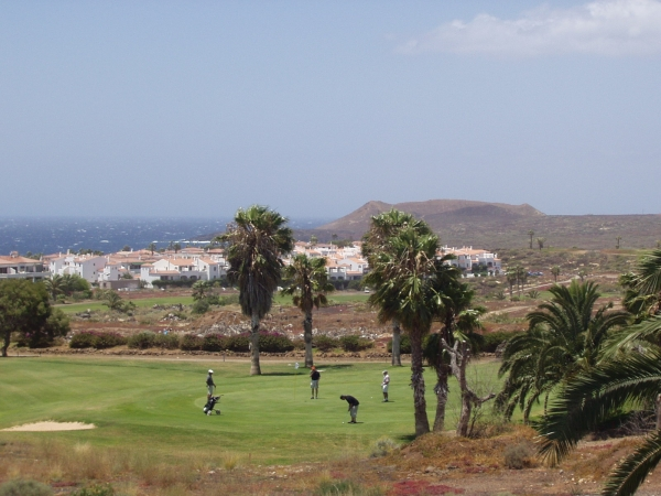Tenerife Golf Resorts Review