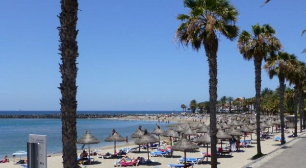 Playa de las Americas Tenerife Review