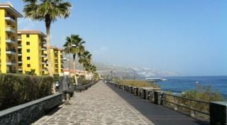 The East Coast of Tenerife